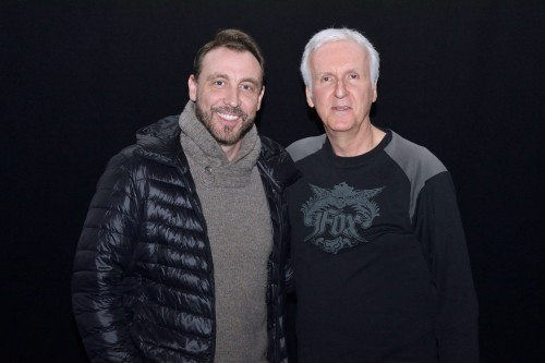 James Cameron, Alita Battle Angel