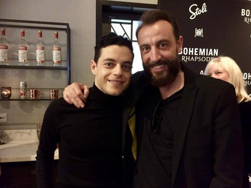 Herve&RamiMalek